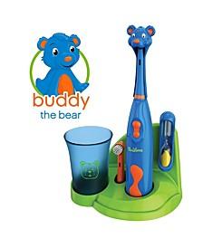 Kids Electric Toothbrush Bear Set