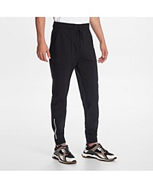Men's Jogger With Reflective Print Details