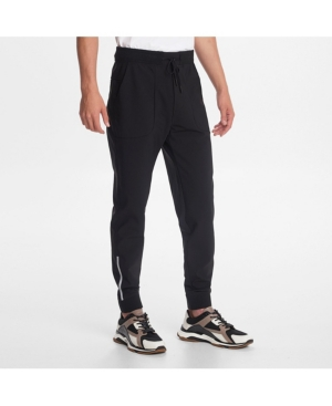 Karl Lagerfeld Tops PARIS MEN'S JOGGER WITH REFLECTIVE PRINT DETAILS