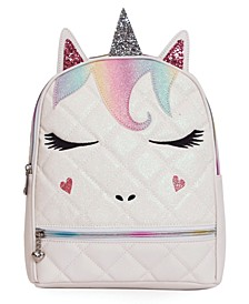 Quilted Miss Gwen Dome Mini Backpack