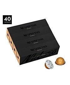VertuoLine Melozio, 40 Capsules