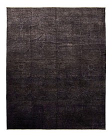 """CLOSEOUT! One of a Kind OOAK1061 Charcoal 12' x 17'1"""" Area Rug"""