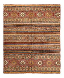"""CLOSEOUT! One of a Kind OOAK1127 Caramel 8'3"""" x 9'8"""" Area Rug"""