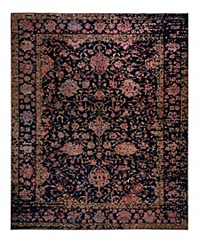 "Timeless Rug Designs One of a Kind OOAK2380 Onyx 9'1"" x 12'4"" Area Rug"