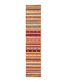 """CLOSEOUT! One of a Kind OOAK2818 Caramel 2'1"""" x 10' Runner Rug"""