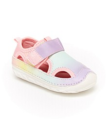 Soft Motion Splash Baby Girls Sandal