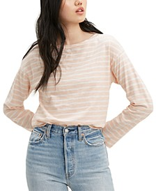 Molly Sailor Striped Cotton T-Shirt