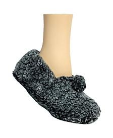 Women's Pom Pom Lounge Slipper Sock, Online Only