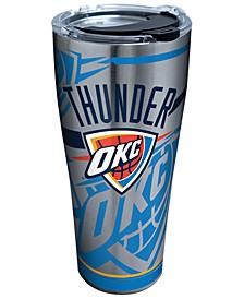 Oklahoma City Thunder 30oz. Paint Stainless Steel Tumbler