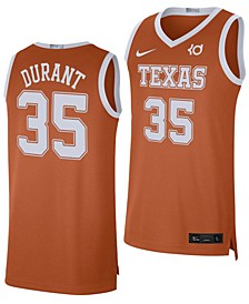 Men's Kevin Durant Texas Longhorns Limited Basketball Player Jersey