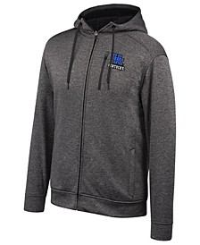 Men's Kentucky Wildcats Lowridge Full-Zip Pullover