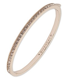 Bracelet, Silk Swarovski Element Bangle