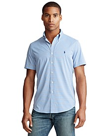 Men's Classic Fit Performance Twill Shirt