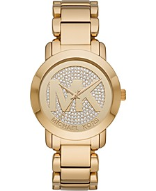 Women's Christine Gold-Tone Stainless Steel Bracelet Watch 38mm