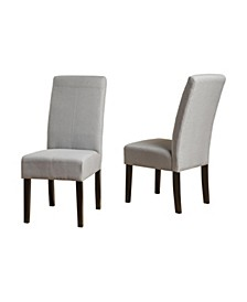 Pertica Dining Chairs, Set of 2