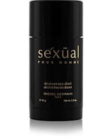 Men's sexual pour homme Deodorant Stick, 3.0 oz - A Macy's Exclusive