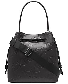 Jude Drawstring Bucket Bag
