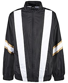 Big Boys Colorblocked Windbreaker Jacket, Created for Macy's