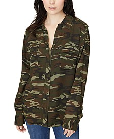 Conroy Surplus Camo-Print Shirt
