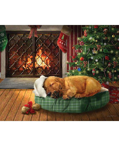 Springbok Puzzles Christmas Wishes 120 Piece Mini Jigsaw Puzzle