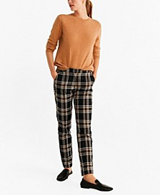 Straight Long Pants