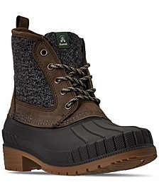 Women's Siena Mid Outdoor Boots from Finish Line