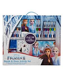 Frozen II Dazzle and Draw Activity Set