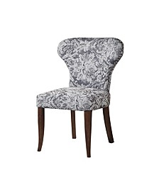 Capri Wingback Dining Chair