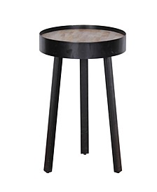Taula Large Round Side Table