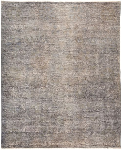 """Timeless Rug Designs CLOSEOUT! One of a Kind OOAK2793 Mist 8'2"""" x 9'10"""" Area Rug"""