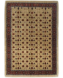 """CLOSEOUT! One of a Kind OOAK601 Beige 5'8"""" x 8'1"""" Area Rug"""