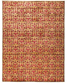 "CLOSEOUT! One of a Kind OOAK2989 Flax 8'2"" x 10'3"" Area Rug"