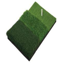 Franklin Sports Golf Practice Mat - All Terrain Tri - Surface Golf Mat