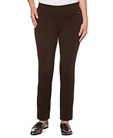 Women's Slim Ponte Comfort Pant