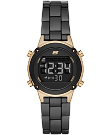Hollyglen Digital Metal Watch 33MM