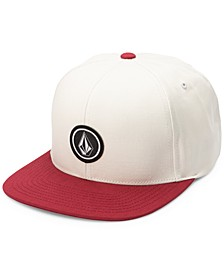 Men's Quarter Snap-Back Hat