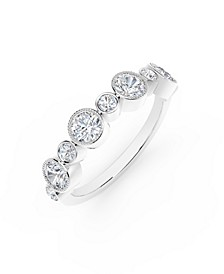 Tribute™ Collection Diamond (1/2 ct. t.w.) Ring  in 18k Yellow, White and Rose Gold