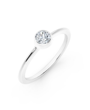 Forevermark Tribute Collection Diamond (1/4 ct. t.w.) Ring in 18k Yellow