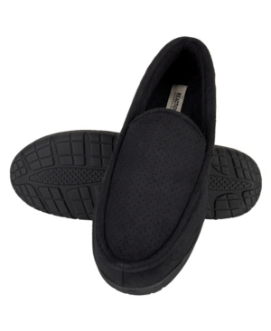 Men's Perforated Venetian Moccasin Slipper