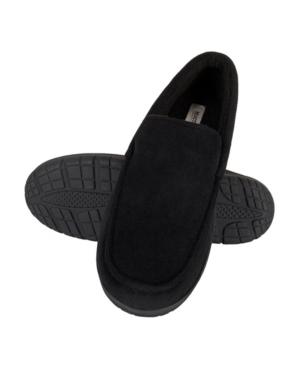 Men's Micro-Suede Venetian Moccasin Slipper