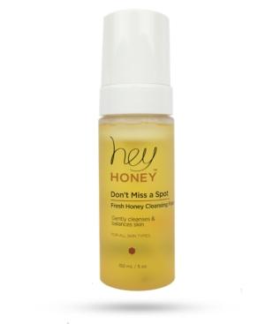 Don't Miss A Spot Fresh Honey Cleansing Foam
