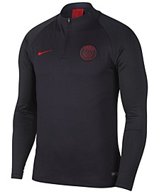 Men's Paris Saint-Germain Club Team Strike Drill Top
