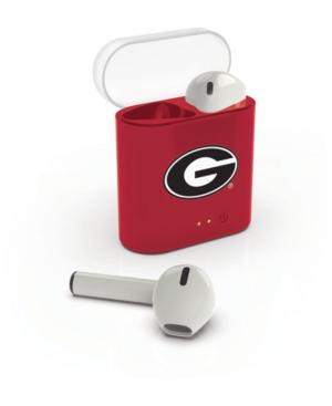Prime Brands Georgia Bulldogs Wireless Earbuds