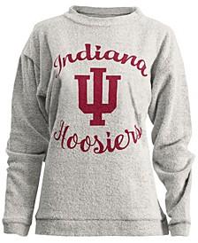Women's Indiana Hoosiers Comfy Terry Sweatshirt