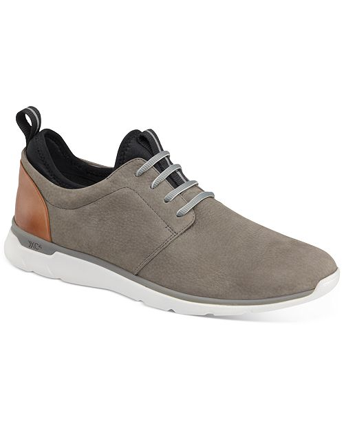 Johnston & Murphy Men's Prentiss Plain-Toe Sneakers