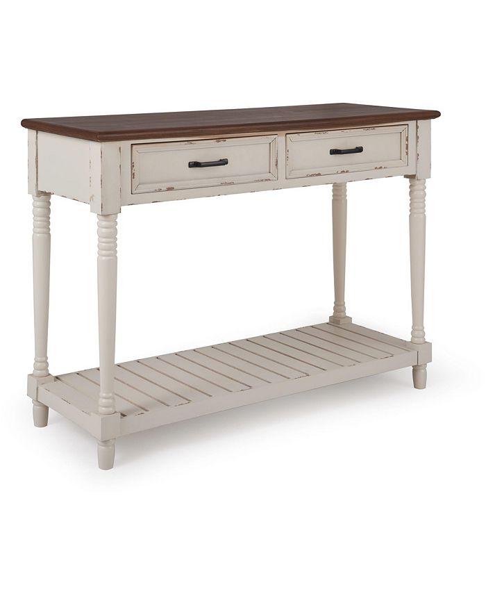 Click Décor - Baker Console Table