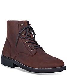 DNU Men's Dunn Side Zip Boot