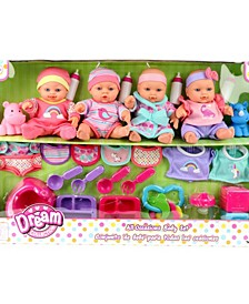 "7"" All-Occasions Baby Doll Set"