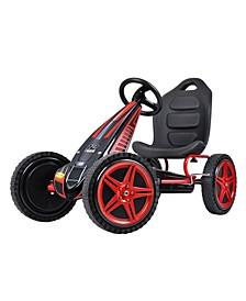 Hurricane Pedal Go Kart Ride-On
