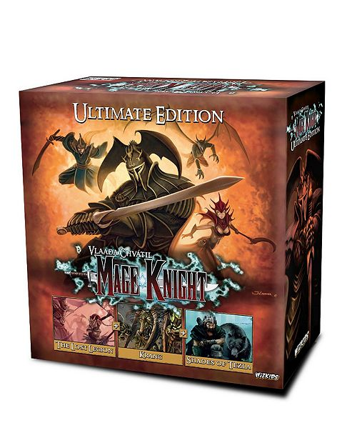 WizKids Games Mage Knight Board Game - Ultimate Edition